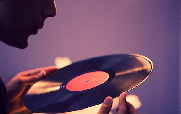 let's have a spin of this shall we? - records stock photos and pictures