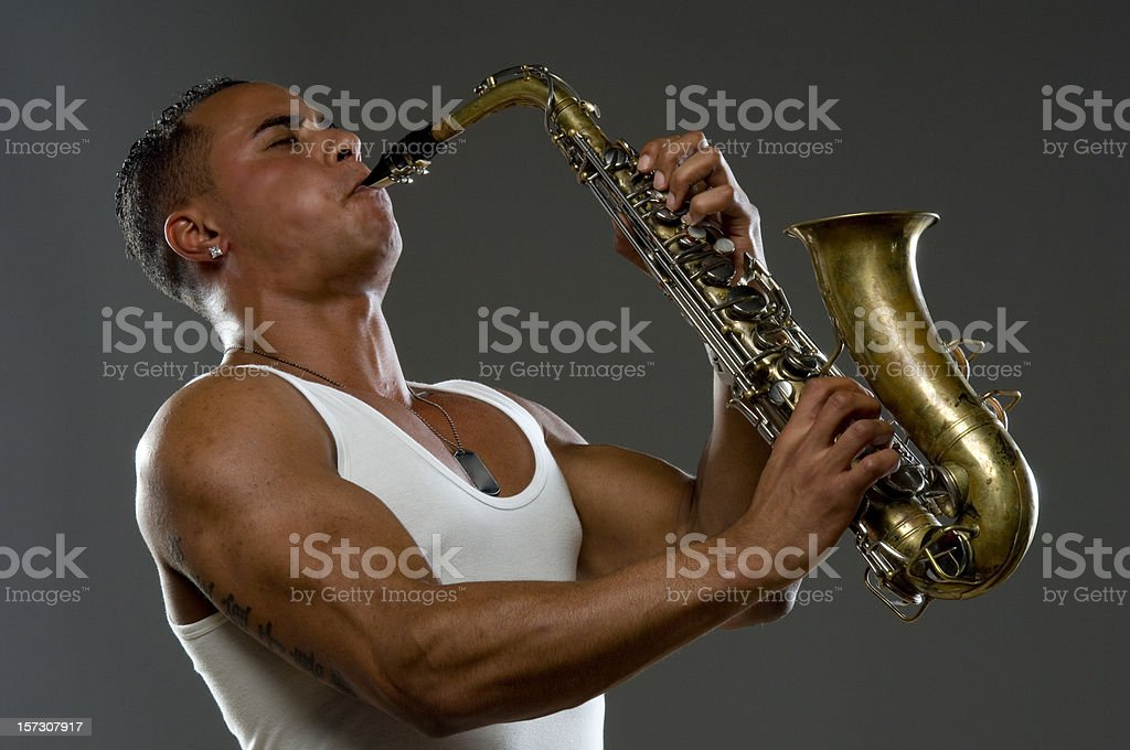lets hear some music royalty-free stock photo