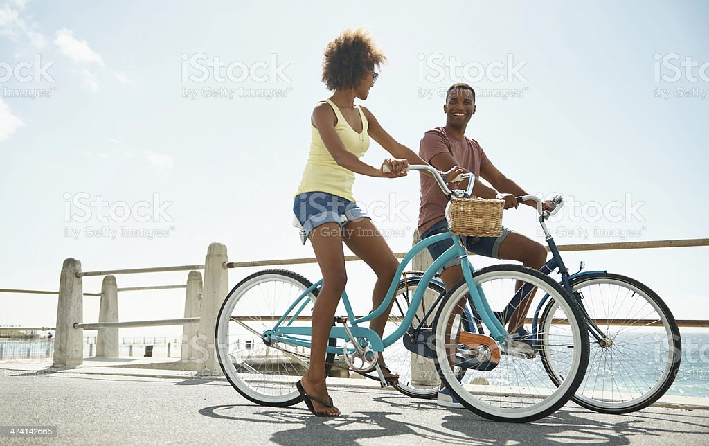 Let's just stop a moment and appreciate the view... stock photo