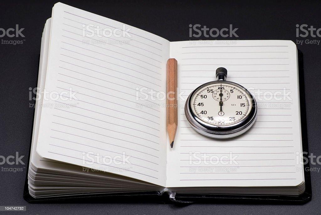 Let's measure stock photo