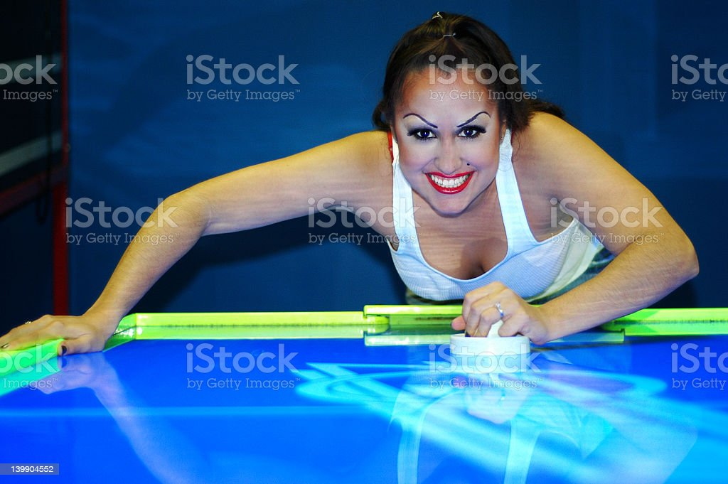 Let's play! stock photo