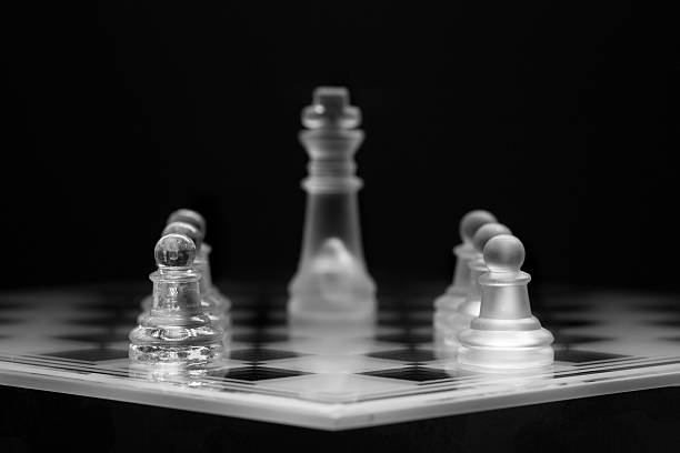 Lets Play pieces on a playing board abjure stock pictures, royalty-free photos & images