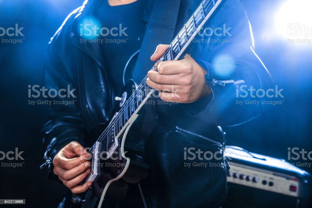 Let's rock stock photo