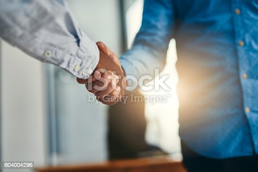 istock Let's shake on it 604004296