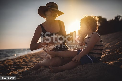 656711080 istock photo Lets sing together 802752484