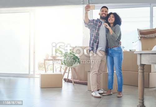 istock Let's take a selfie 1158787765