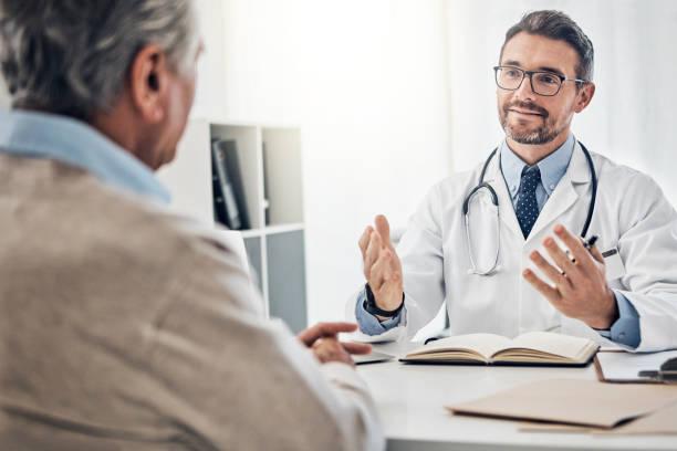Lassen Sie uns über einen Behandlungsplan sprechen – Foto