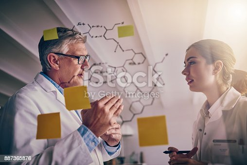 istock Let's talk about this 887365876