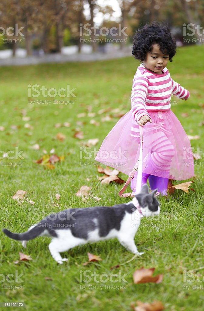 Let's walk this way.... royalty-free stock photo