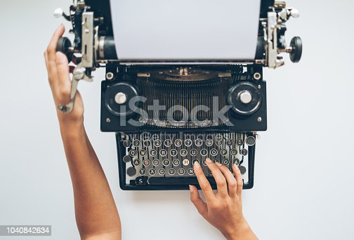 istock Let's write a story 1040842634