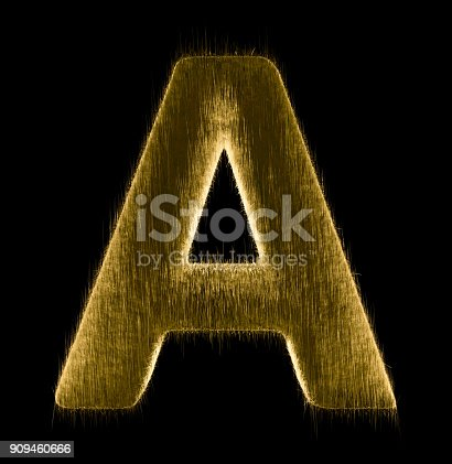 912146278istockphoto Letter A 909460666