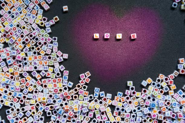 Letter bead
