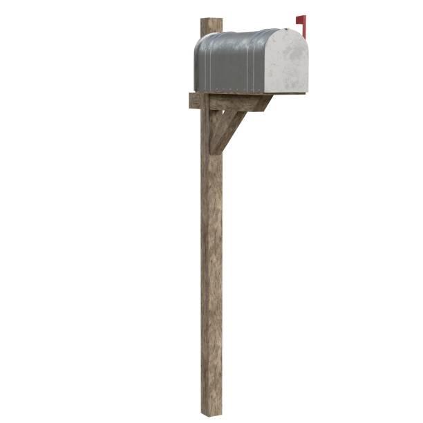 Letter box - foto stock