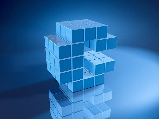 Letter C Blue Cubes 3D Render of a Letter C built with pixelated blue cubes. Very high resolution available! Use it for Your own composings!Related images: blue 3d business NOT map NOT background stock pictures, royalty-free photos & images