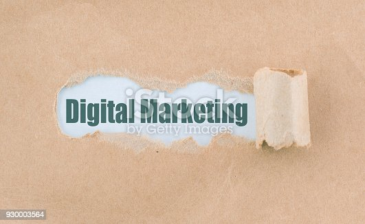 istock Letter Dig Written ital Marketing Behind Torn Paper 930003564