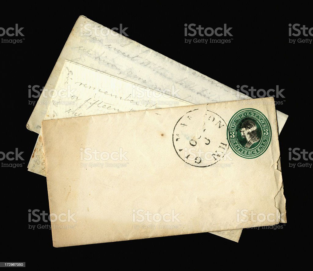A long handwritten letter from Gilmerton, New Hampshire, to New...