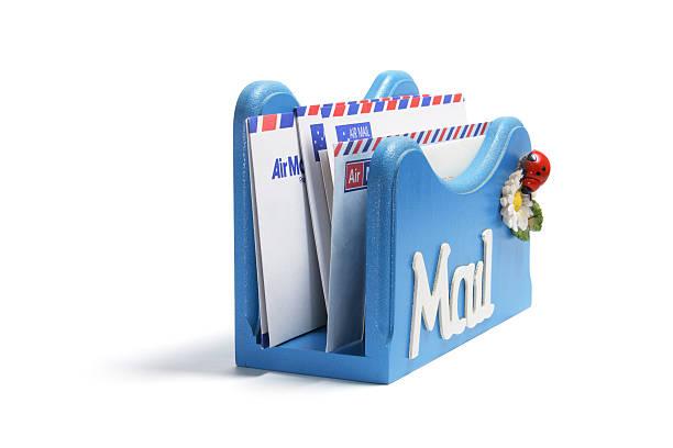 briefhalter - briefhalter stock-fotos und bilder