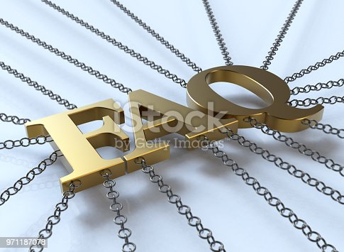 istock FAQ Letter on chain 971187078