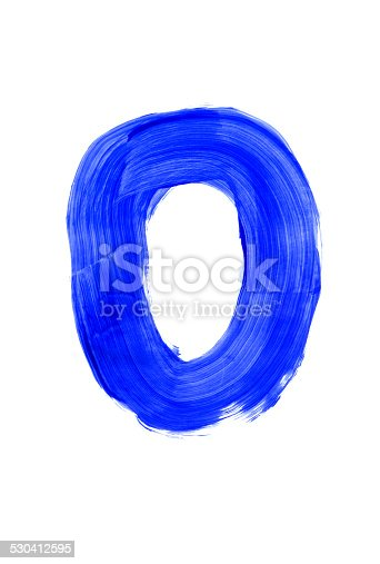 istock Letter on white background 530412595