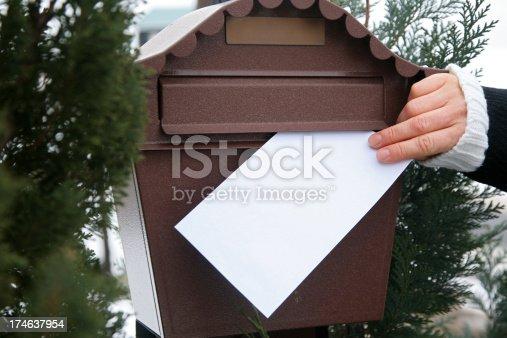 104742848istockphoto Letter 174637954