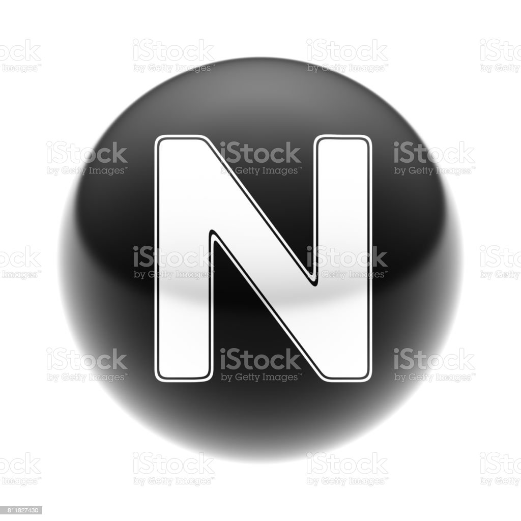 Letter Stock Photo More Pictures Of Ball Istock