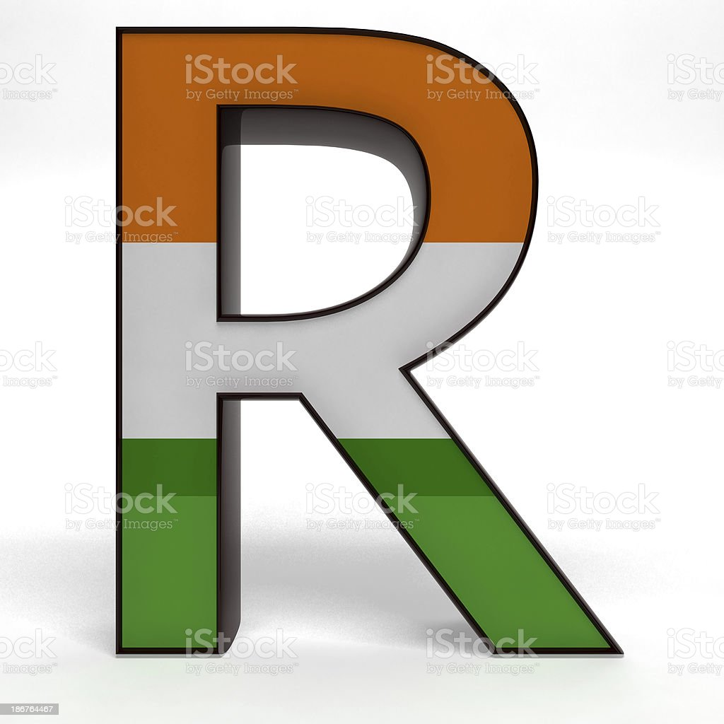 Letter R Stock Photo More Pictures Of Alphabet Istock