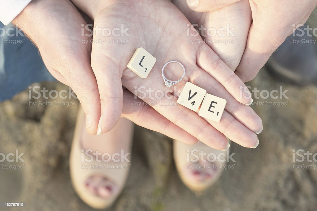 verlobungsring welche hand