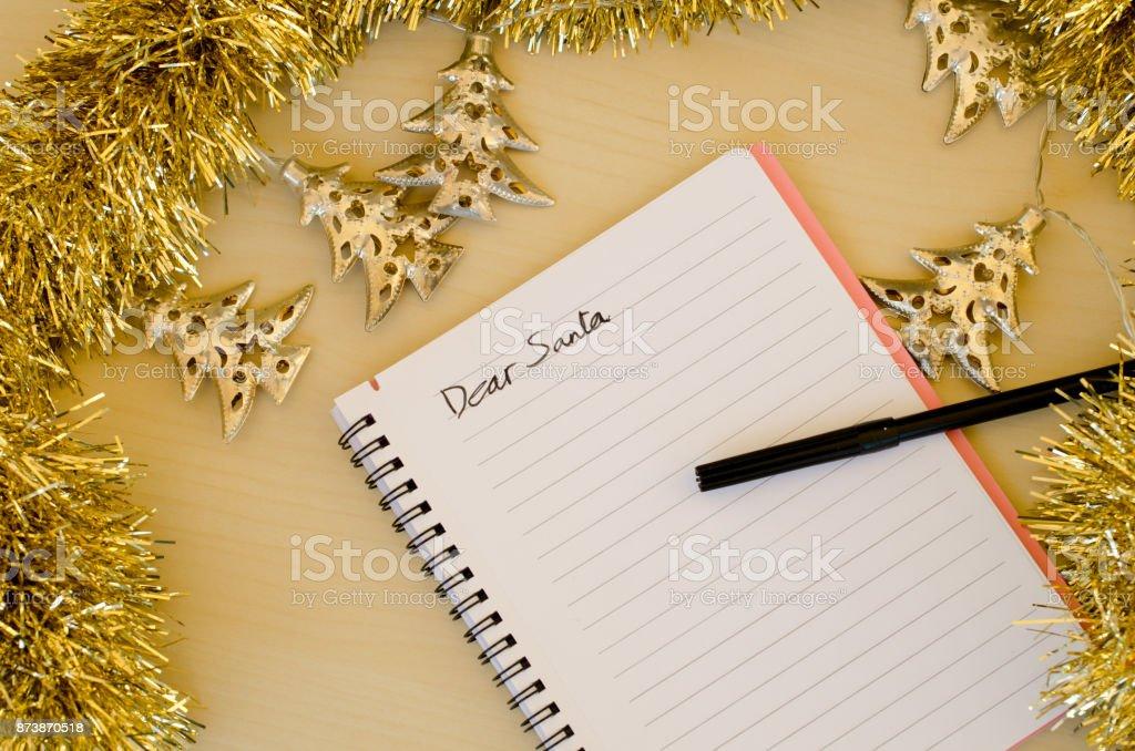 Brief an den Weihnachtsmann – Foto
