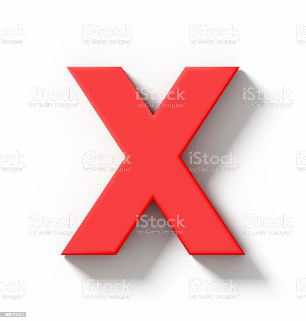 Letter X Stock Photos Pictures U0026 Royalty Free Images IStock