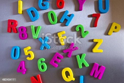 istock letters on a glossy surface 492404111