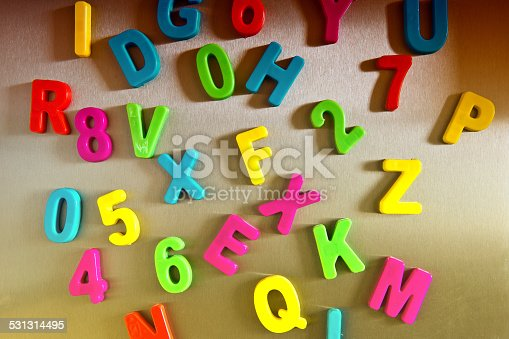 istock letters on a glossy surface 531314495
