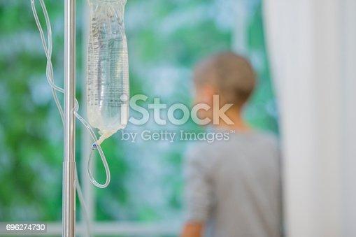 istock Leukemia Treatment 696274730