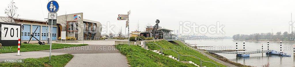 Leverkusen stock photo