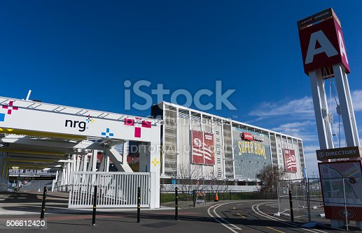 931661614istockphoto Levi's Stadium is the home of the 50th Super Bowl. 506612420