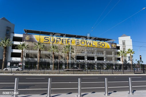 931661614istockphoto Levi's Stadium is the home of the 50th Super Bowl. 506612464