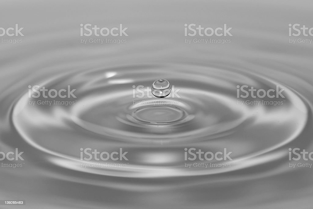 Levitation royalty-free stock photo