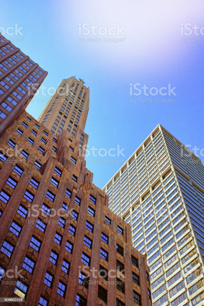 Lexington Avenue stock photo