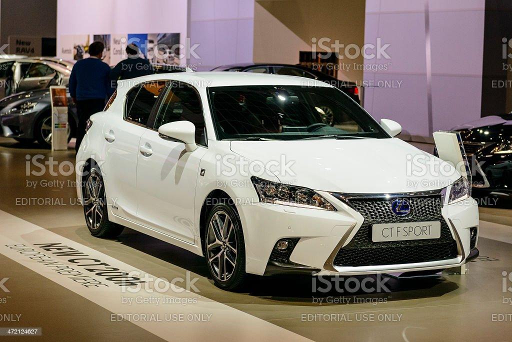 Lexus Ct F Sport >> Lexus Ct 200h F Sport Line Stock Photo Download Image Now