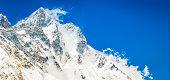 istock Lhotse 8516m snowy mountain peak panorama Everest National Park Nepal 1283009071