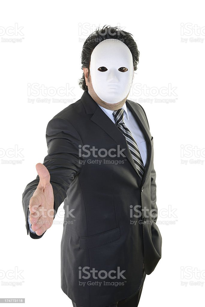 Liar royalty-free stock photo
