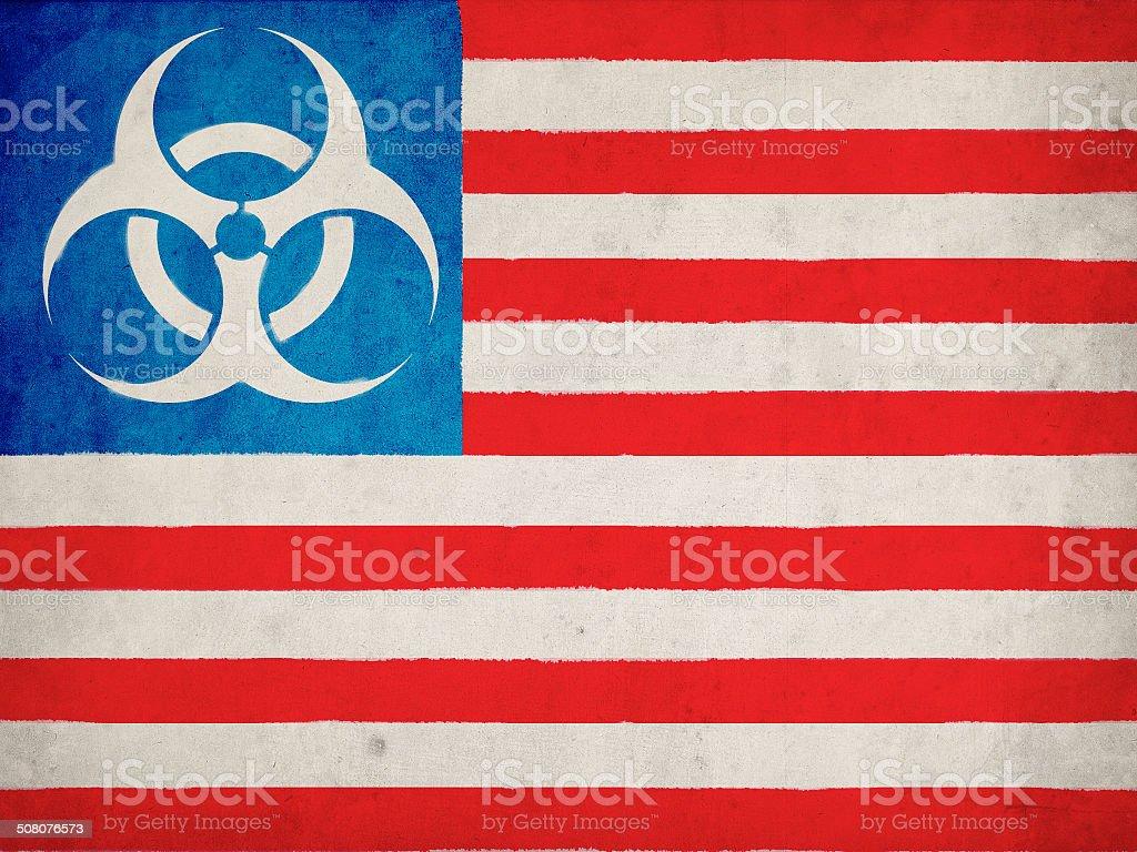 Liberianische ebola – Foto