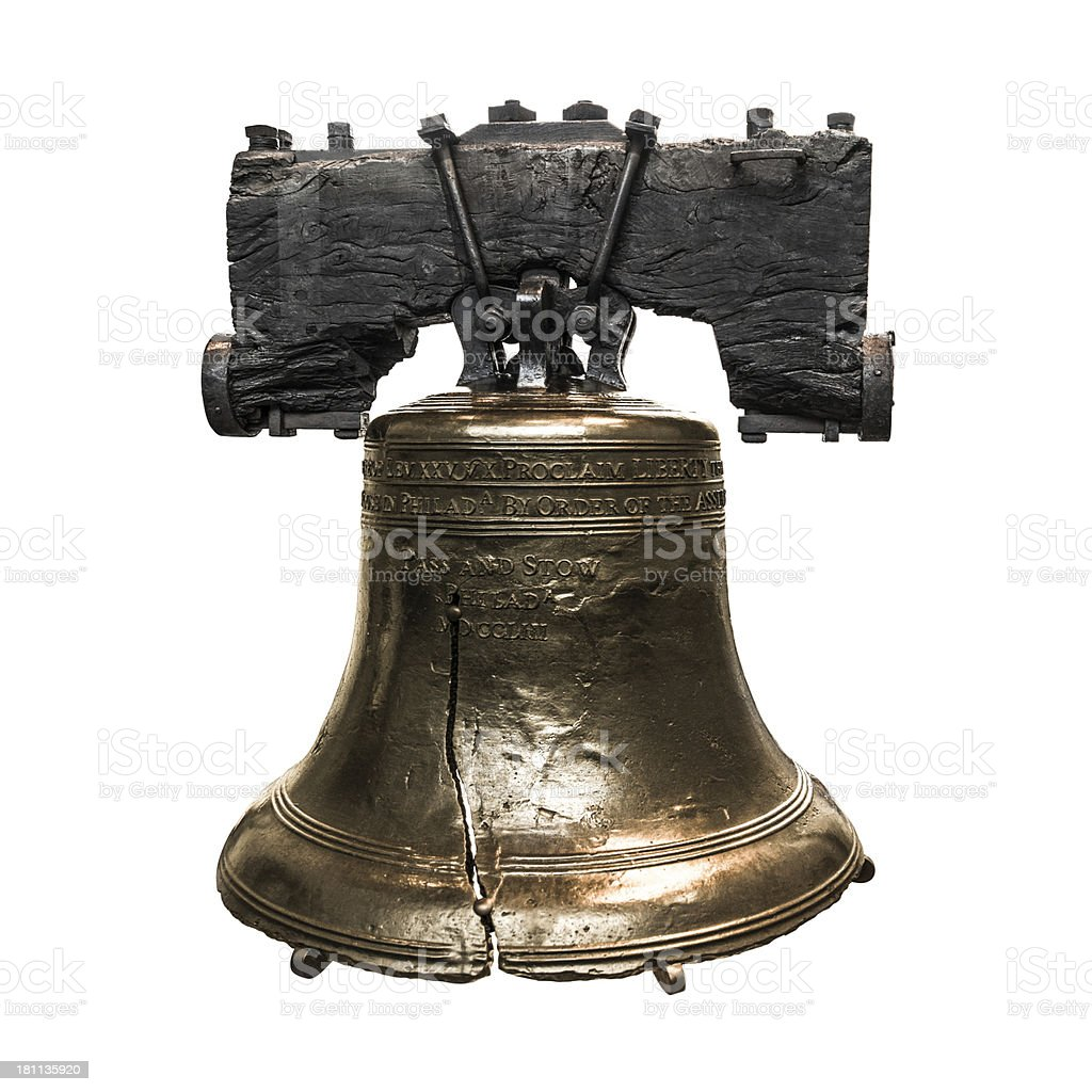 Liberty Bell Philadelphia stock photo