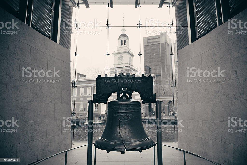 Liberty Bell stock photo