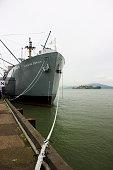 Liberty Ship Jeremiah O'Brien