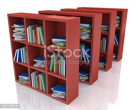 850704072 istock photo Library books 511723174