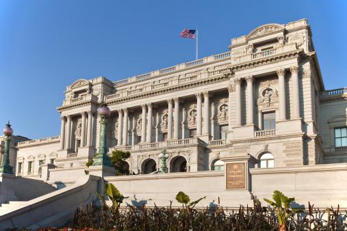 Library of Congress exterior building