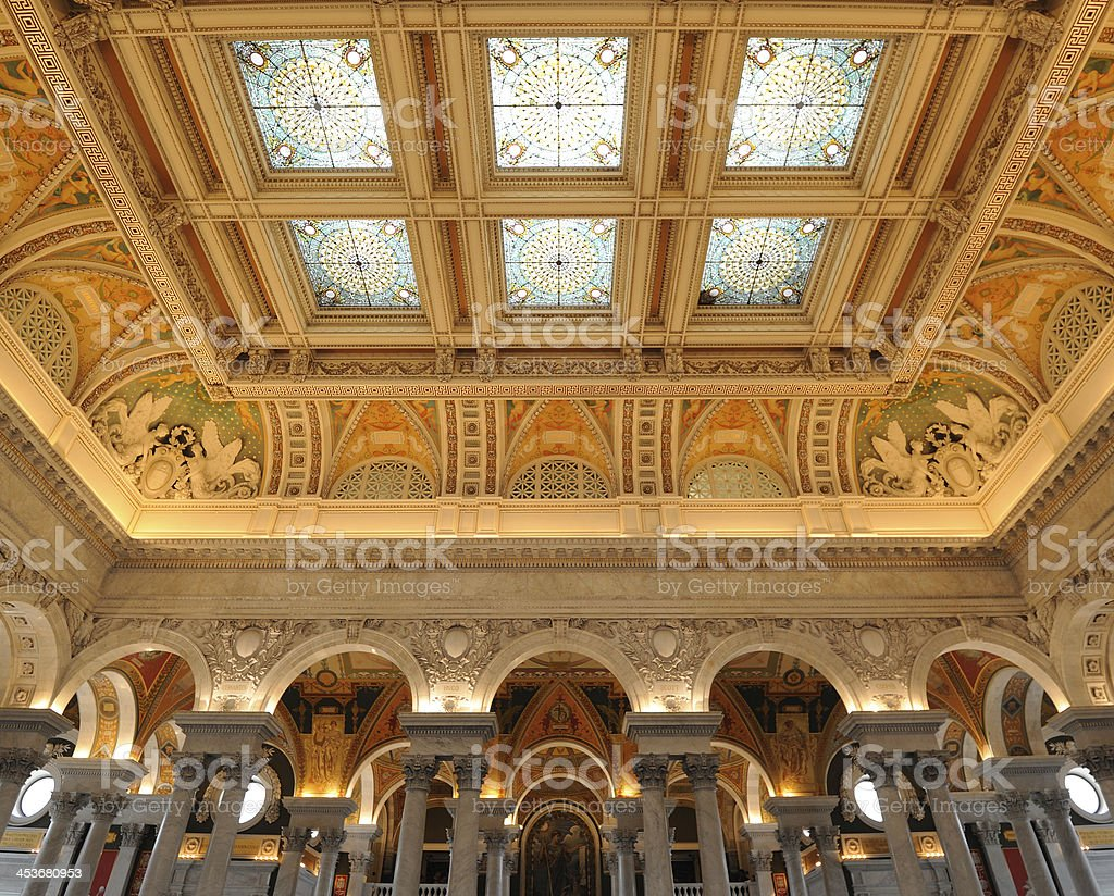 Library of Congress stock photo