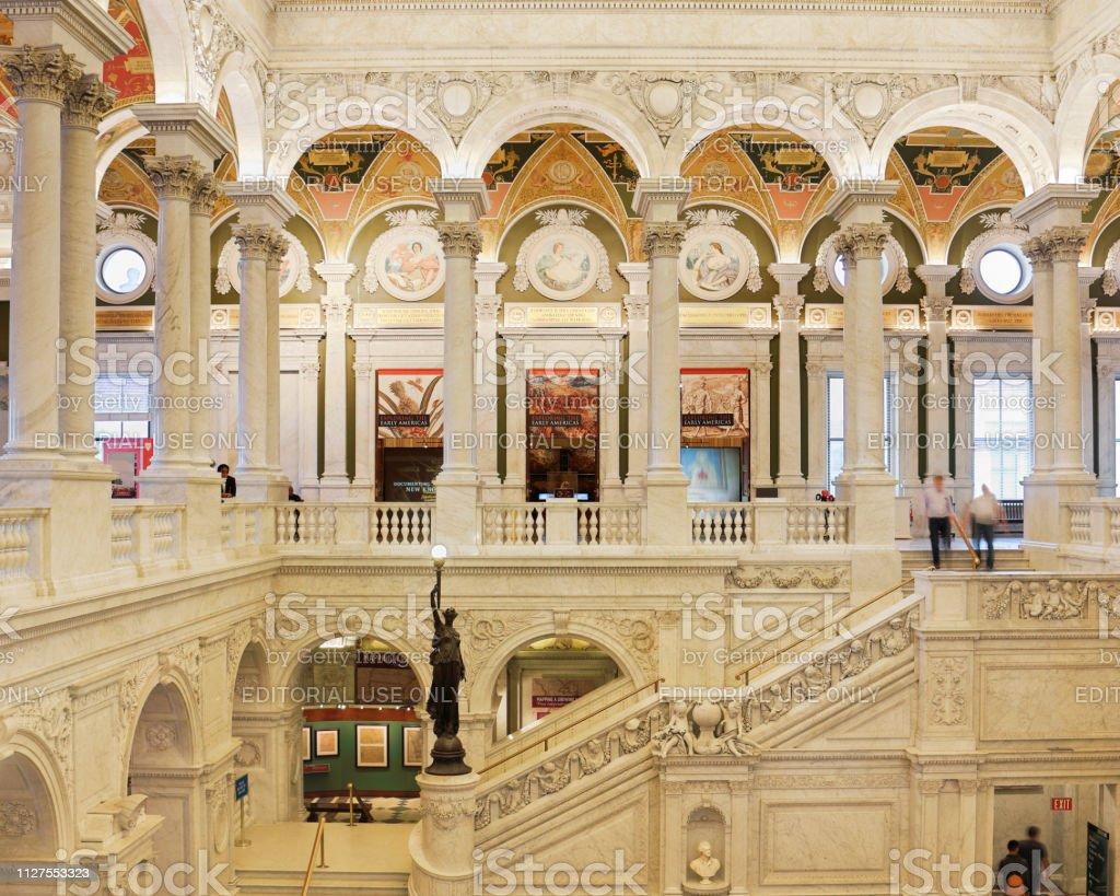 アメリカ議会図書館