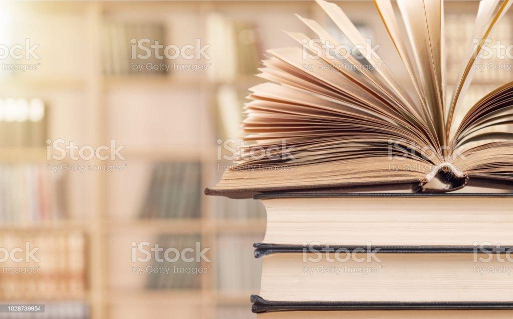 Bibliothek. – Foto