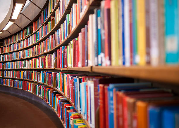 la biblioteca - biblioteca fotografías e imágenes de stock